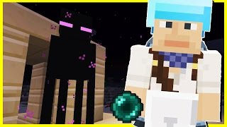 HUNTING FOR THE PEARLS! | Minecraft PS4 | Survival [91]