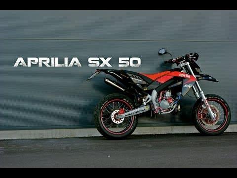 Aprillia SX 50 2010 (CloseShots w/ 550D)