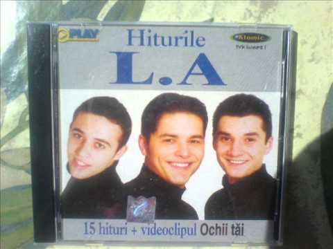 L.A. - Hiturile L.A. (Album CD 2001)