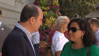 Juan García Montero aboga por el autogobierno vecinal