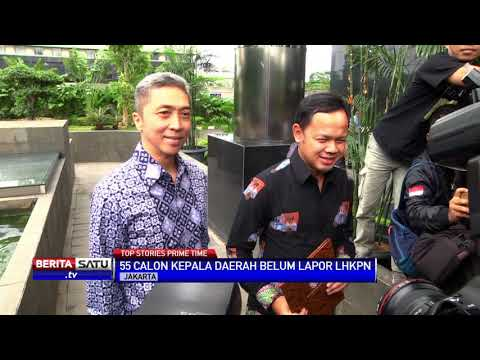 Top Stories Prime Time BeritaSatu TV Sabtu 20 Januari 2018
