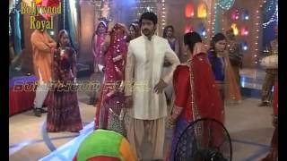 On location of TV Serial 'Rang Rasiya' Rudra and parvati in Dance  2
