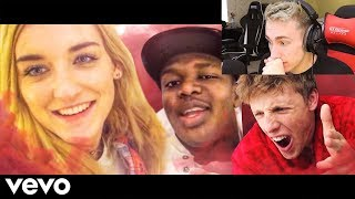 MINIMINTER REACTS TO W2S - EXPOSING KSI!