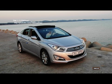 2012 Hyundai i40 Saloon (i40 Sedan) Test Drive