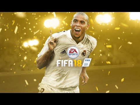 RONALDO IN FIFA 18! - NEW ICONS ON PS4, PC & XBOX!