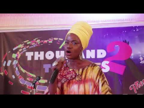 A THOUSAND TONGUES 2 | SHOLA ALLYSON MINISTRATION