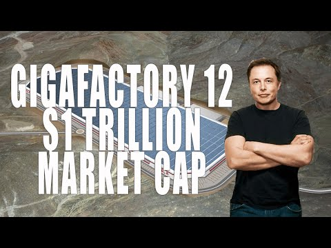 Tesla Gigafactory will CHANGE the WORLD $1 Trillion Market Cap