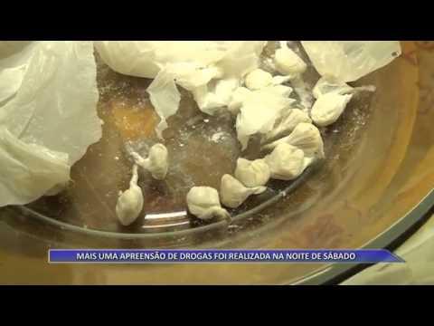 JATAÍ | Polícia faz a apreensão de drogas