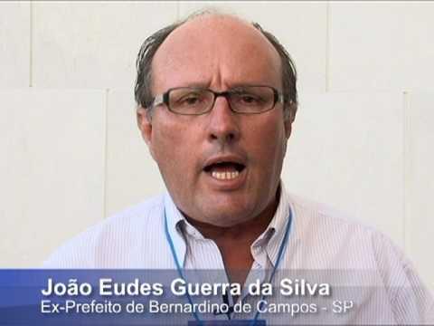 João Eudes, ex-prefeito de Bernardino de Campos, elogia Edson Aparecido