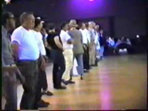 50's Dance The Stroll (Rawhide Ranch)