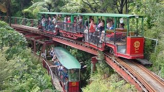 Coromandel New Zealand  city photos : Must Do New Zealand - Driving Creek Railway - Coromandel Town