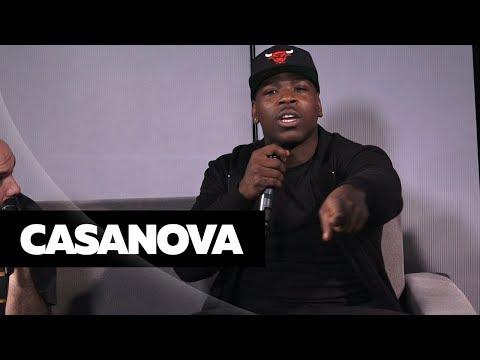 Casanova On Squashing Tekashi 6ix9ine Beef, XXXTentacion, & Breaks Down How He Survived Prison