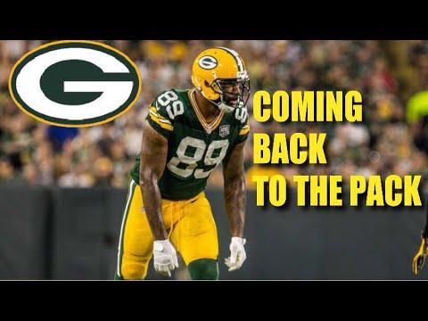 Packers Re-Sign TE Mercedes Lewis