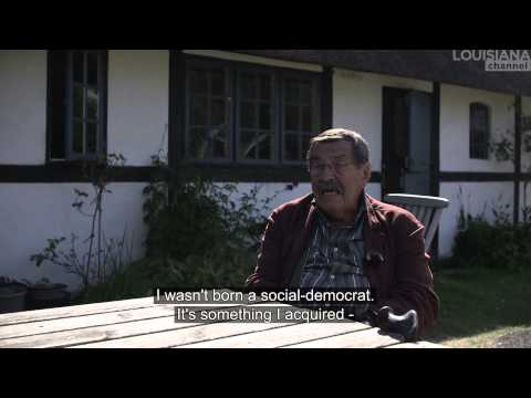 Gunter Grass - Günter Grass against surveillance in the digital age. Hear the German Nobel Prize winning author, who has signed the international declaration