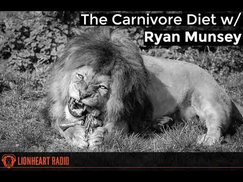 #83 The Carnivore Diet With Ryan Munsey