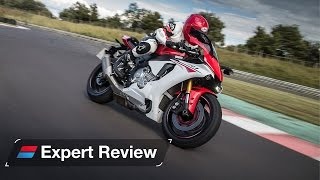 10. Yamaha YZF-R1 bike review