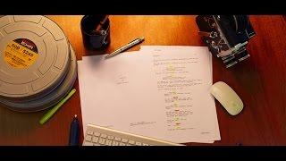 Vamos falar de linguagem? Roteiro Literário vs. Roteiro de produção.