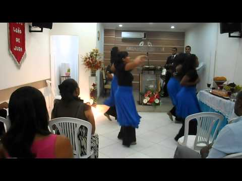 O Extraordinario-Jotta A-Na Igreja Batista Shammah em Itinga