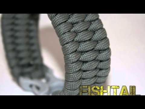 Different Types of Paracord Bracelets HD