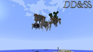 Finding Some Legit Dungeons: DDSS Lp Ep #36 Part 2 Minecraft 1.12