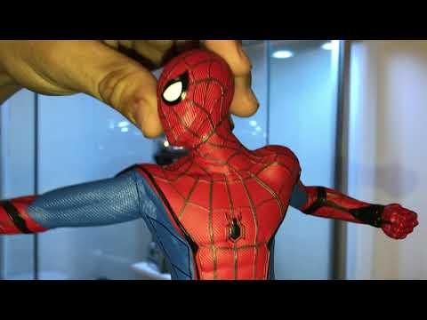 Figurine - Marvel - Spider-Man - Homecoming - ARTFX+ - Kotobukiya