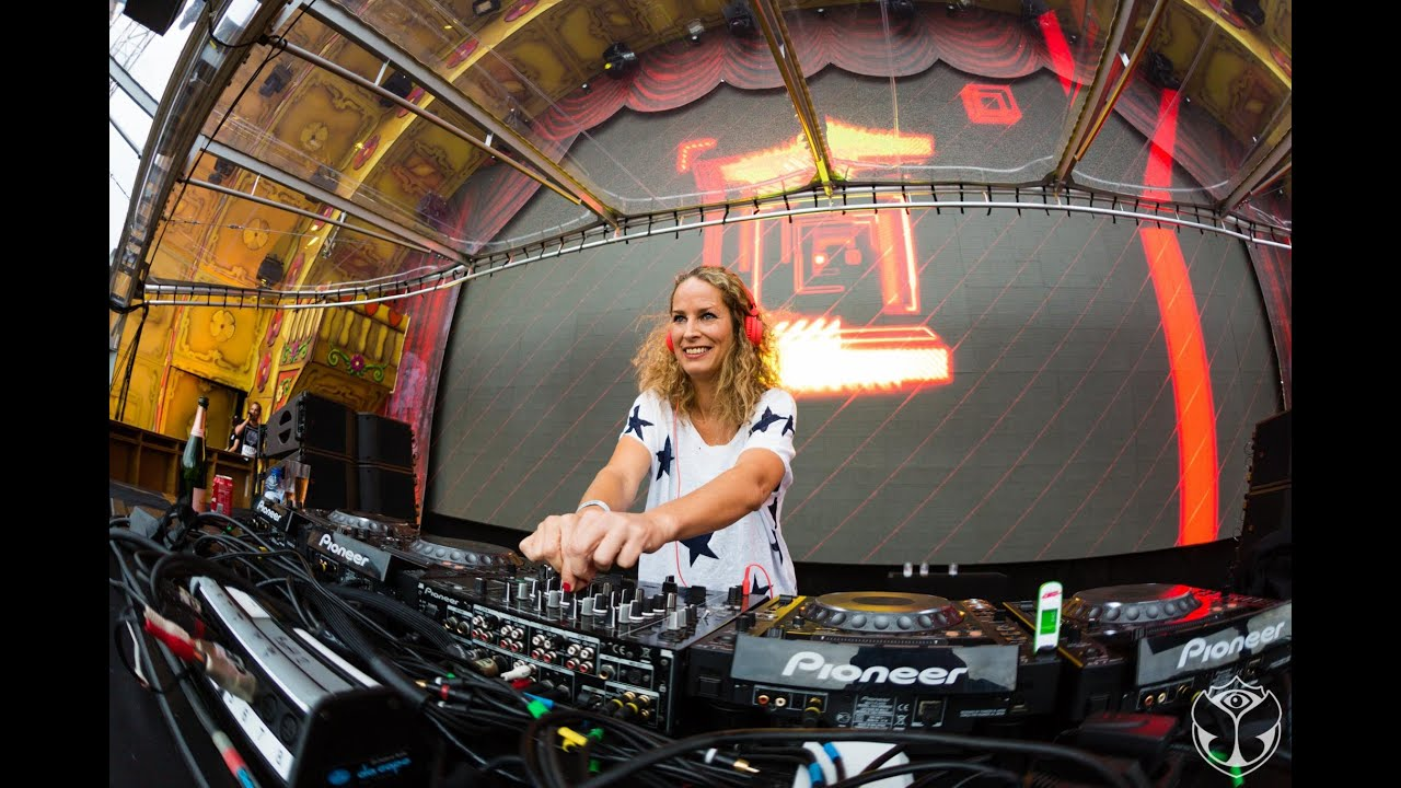 Monika Kruse - Live @ Tomorrowland Belgium 2015