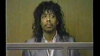 Rick James Criminal Case on ABC Channel 7