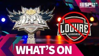 Video What's On: Walau Sudah Damai, Louvre Tetap Tidak Masuk MPL Season 4 MP3, 3GP, MP4, WEBM, AVI, FLV Agustus 2019