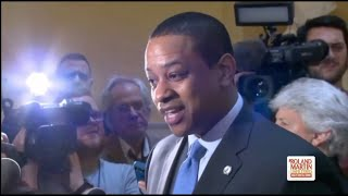 Sex Assault Allegations Against Justin Fairfax Arise In The Midst Of Northam's Racist Photo Scandal