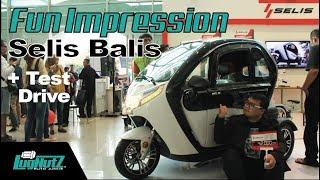 Video Motor Viral Anti Hujan! - Selis Balis FUN IMPRESSION & TEST RIDE | LUGNUTZ Indonesia MP3, 3GP, MP4, WEBM, AVI, FLV Mei 2018