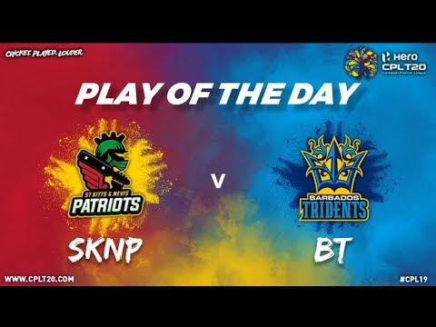 Play of the Day | SKPvBT | #CPL19