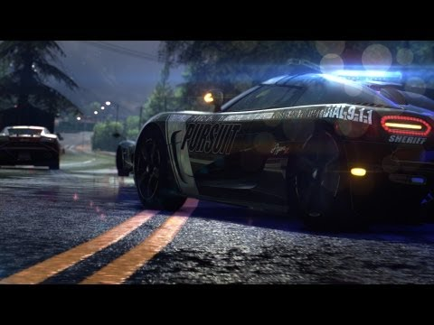 Need for Speed Rivals - Cops versus Racers