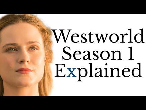 Westworld Season 1 Explained