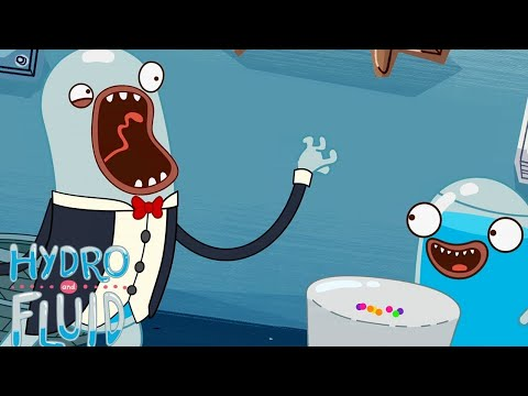HYDRO and FLUID | The Opera | Cartoons for Children | Kids TV Shows Full Episodes - Thời lượng: 11 phút.