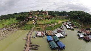 Sangkhla Buri (Kanchanaburi) Thailand  city photo : Sangkhlaburi - Kanchanaburi, Thailand