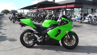 4. 035950 - 2006 Kawasaki Ninja ZX 6R   ZX636C6F - Used motorcycles for sale