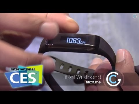 CES 2015 – FitKat Wearable Tech Is A Game Changer – GetConnected TV