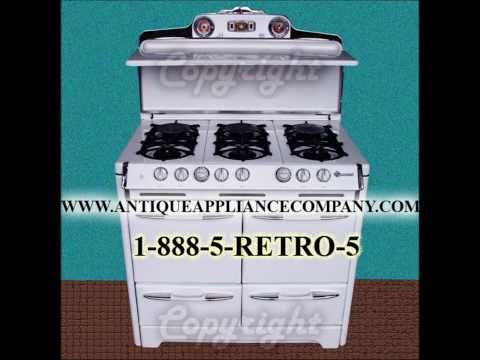 Antique Gas Stoves