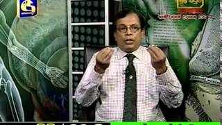 2015.06.08 - Channel D | Interview with Dr Ariyasena U. Gamage