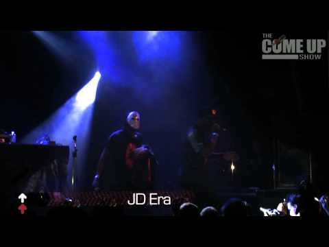 JD Era Live at Smokers Club Tour