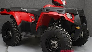 5. 2012  POLARIS  SPORTSMAN 500 HO - National Powersports Distributors