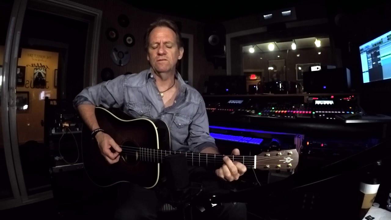 Blues Acoustic Guitar John Henry #2