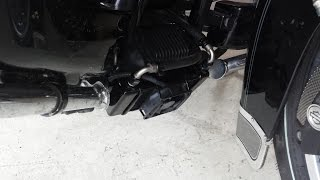 5. Harley-Davidson  Ultra classic Electra Glide 2009 oil cooler installation (please share to your FB)