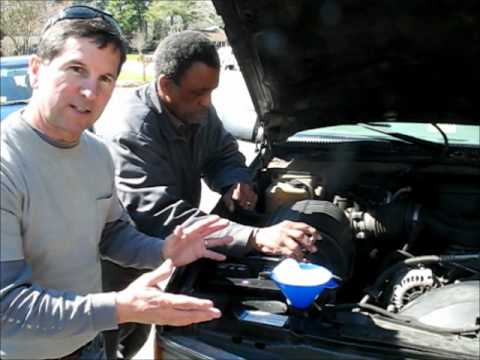 how to unclog vehicle radiator