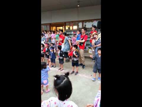 2013年07月13日星の子愛児園夏祭り