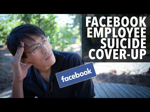 Facebook Employee Suicide Cover-Up