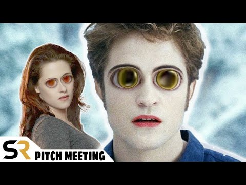 Twilight Pitch Meeting