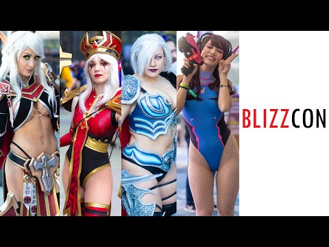 BlizzCon 2019 Cosplay Music Video