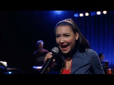 Glee - Back To Black full performance HD (Official Music Video)