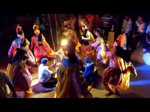 ALORE Devarewadi bala dance 2016